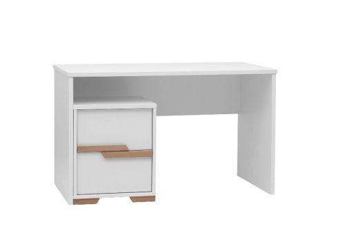 Komoda z 3-szufladami kolekcja Snap , Pinio biały