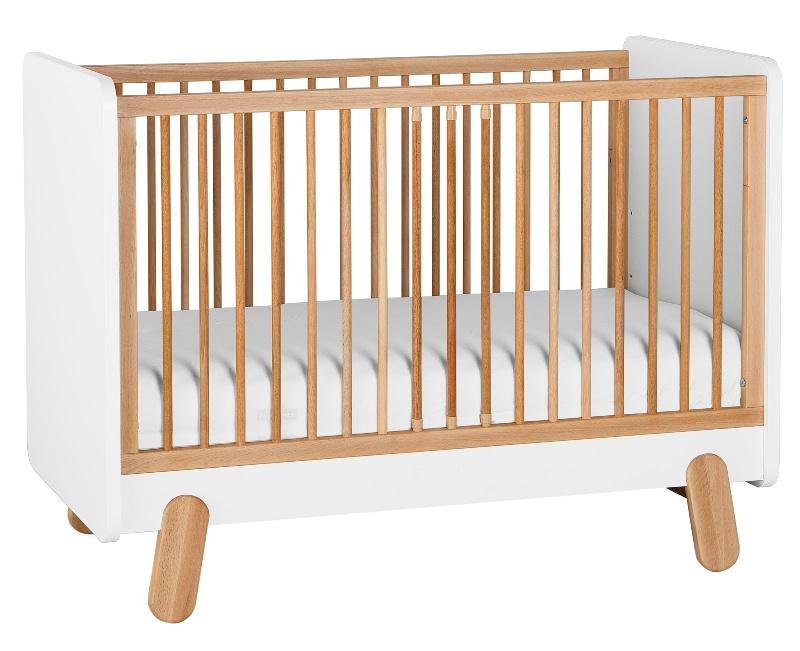 Łóżeczko niemowlęce 120x60 kolekcja Iga Pinio