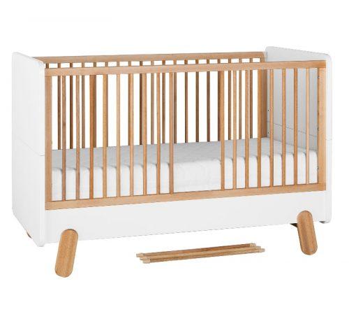 Łóżeczko niemowlęce 140X70 cm kolekcja Iga Pinio