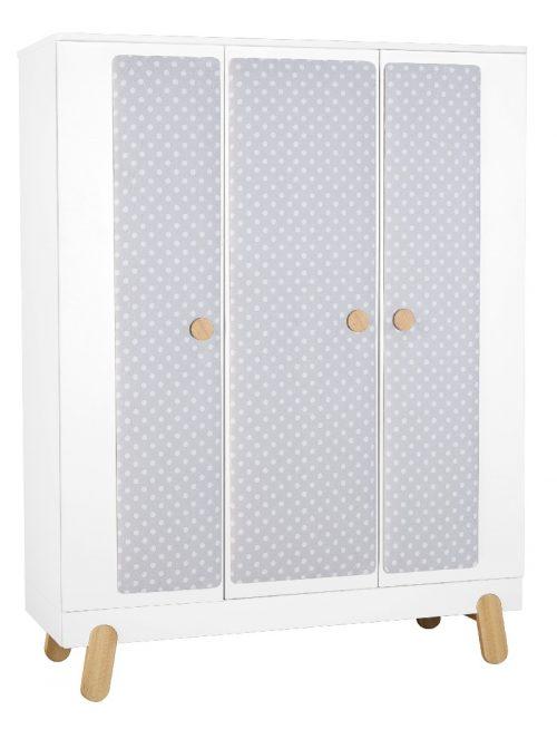 Szafa 3-drzwiowa kolekcja Iga - Pinio
