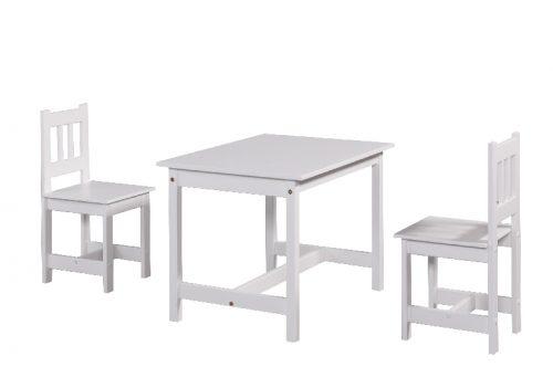 Krzesełko dla dziecka meble Pinio Junior różowy