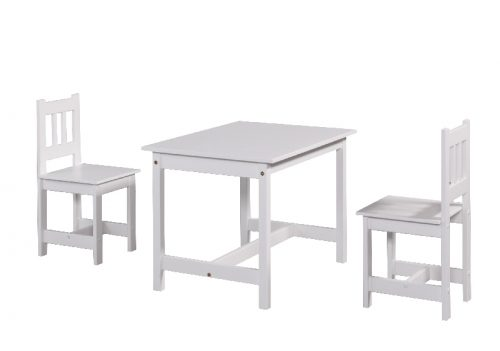 Krzesełko dla dziecka meble Pinio Junior biały