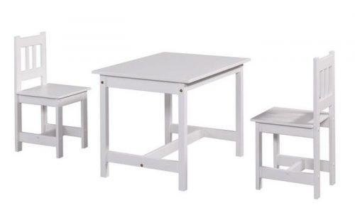 Pinio stolik do pokoiku dziecięcego Junior biały