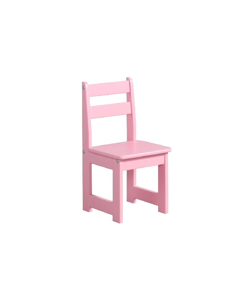 Stolik do pokoju dziecięcego Pinio Maluch Różowy
