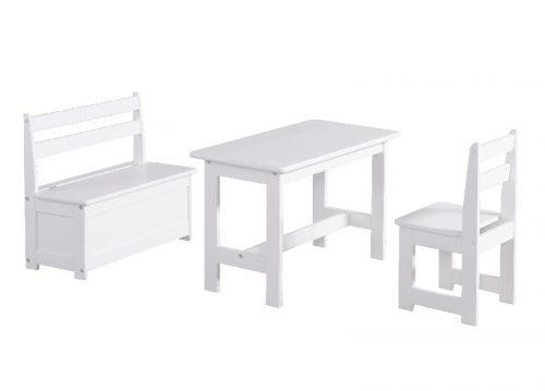 Krzesełko dla dziecka Pinio zestaw maluch Zielony
