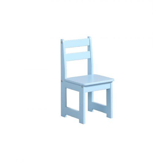 Krzesełko dla dziecka Pinio zestaw maluch Niebieski
