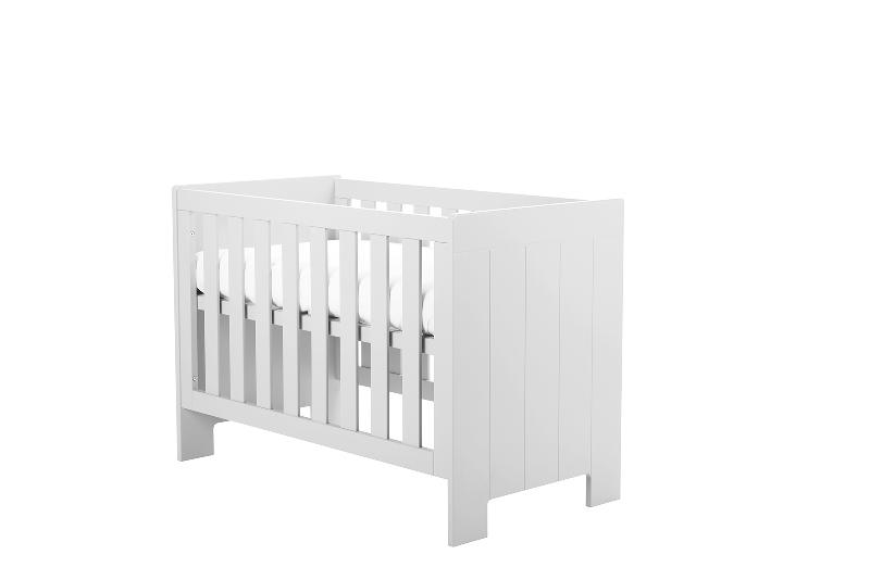 Pinio Calmo MDF łóżeczko 120x60 Biały