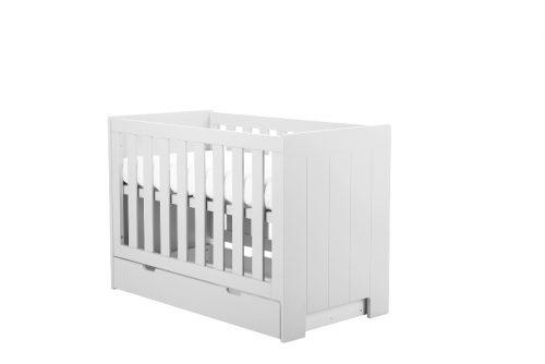 Pinio Calmo MDF szuflada do łóżeczka 120x60 Biały