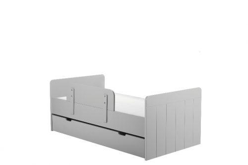 Pinio Calmo MDF szuflada do łóżka 200x90 Szary
