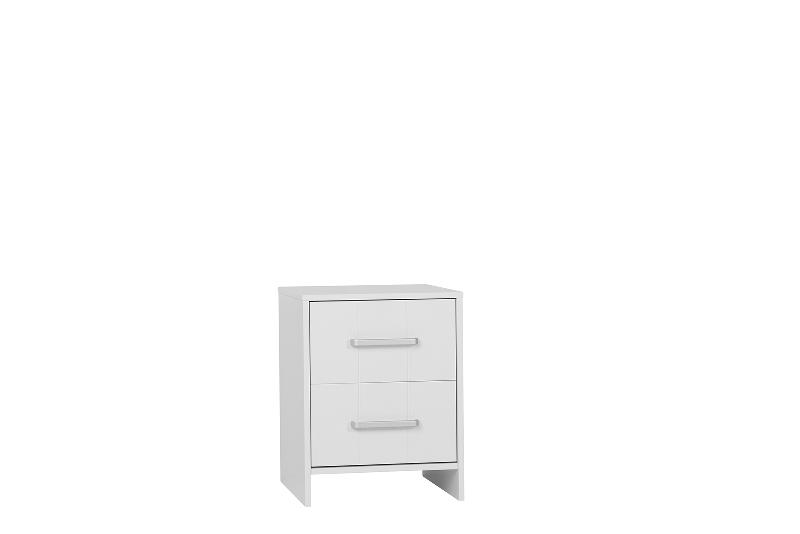 Pinio Calmo MDF kontener do biurka Biały