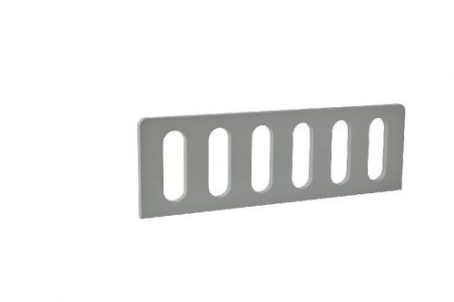 Pinio barierka MODERN 2 szt. 200x90 cm szary