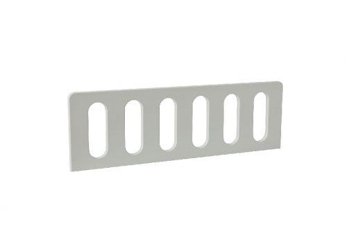 Pinio barierka MODERN 2 szt. 200x90 cm biały