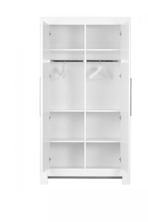 Pinio dodatkowa półka do szafy 2-drzwiowej bialy Calmo