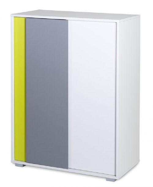 Komoda meblowa maxi Irene lime 110x80x41 Klupś