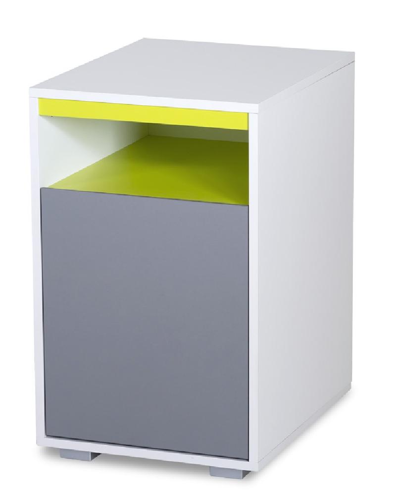 Biurko dziecięce z kontenerkiem 78x111x60