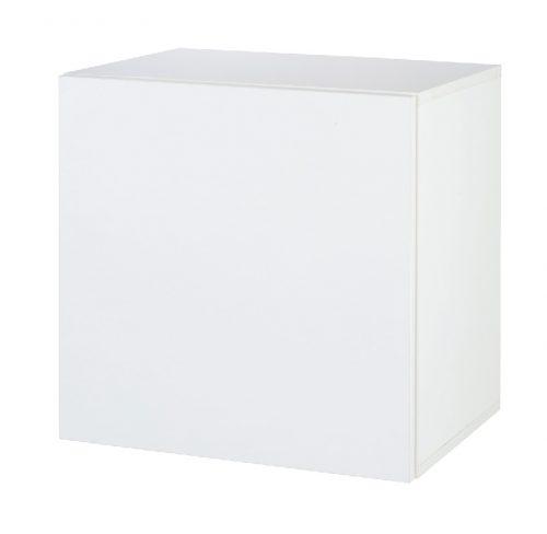 Szafka wisząca z nadrukiem Top Paris Biały Klupś 50x50x35