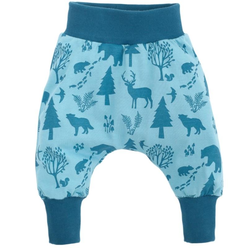 Piękne pumpy dziecięce kolekcja Wild Boy Pinokio 62 Turkusowy
