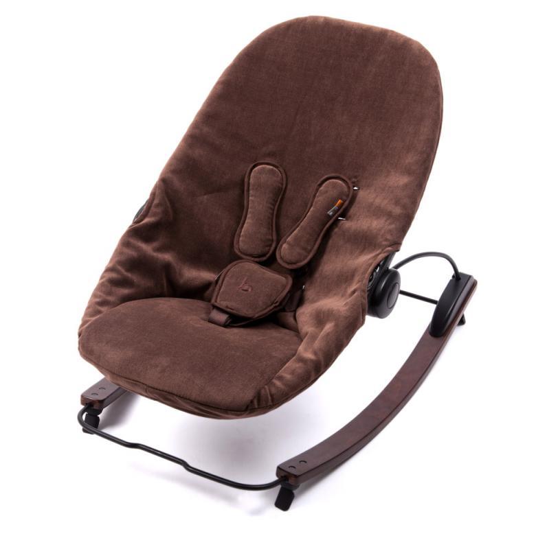 Leżaczek bujaczek z funkcją krzesełka Bloom Coco Go