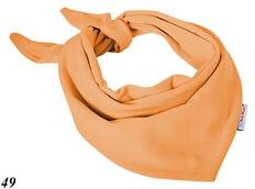 Chusta pod szuję dla dziecka Sunny jersey Baby Matex 2 szt. Duży wybór kolorów pomarańcz