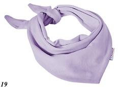 Chusta pod szuję dla dziecka Sunny jersey Baby Matex 2 szt. Duży wybór kolorów fiolet jasny