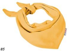 Chusta pod szuję dla dziecka Sunny jersey Baby Matex 2 szt. Duży wybór kolorów zółty