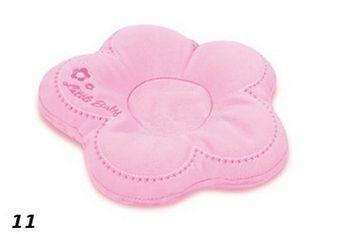 Poduszka niemowlęca Flor Baby Matex różowy