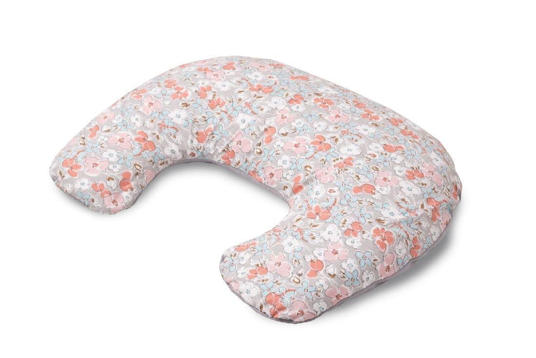 Poduszka Aeroslim z pianki termoplastycznej 40x26 cm Baby Matex kwiatki
