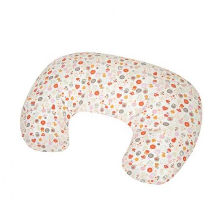 Poduszka Aeroslim z pianki termoplastycznej 40x26 cm Baby Matex kolorowa