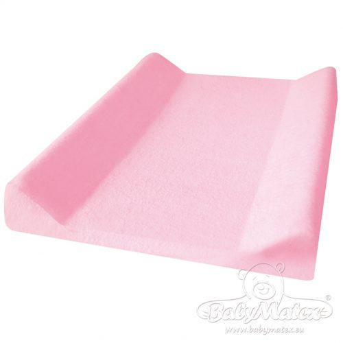 Pokrowiec na przewijak Premium Baby Matex różowy