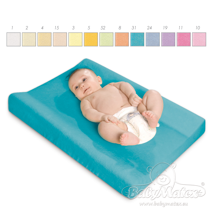 Pokrowiec na przewijak Premium Baby Matex niebieski