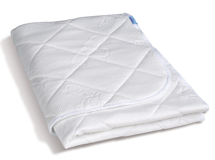 Chłonny podkład higieniczny zabezpieczający materac 140x70 Baby Matex