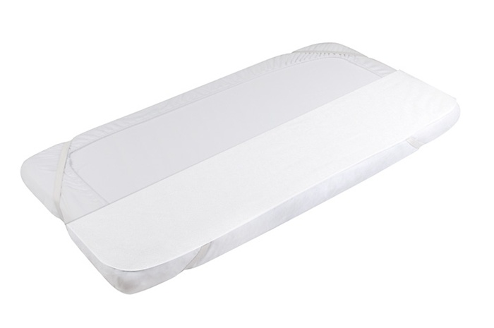 Podkład paroprzepuszczalny SAFE frotte, 60x120 cm Baby Matex