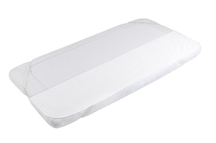 Podkład paroprzepuszczalny SAFE frotte, 70x140 cm Baby Matex