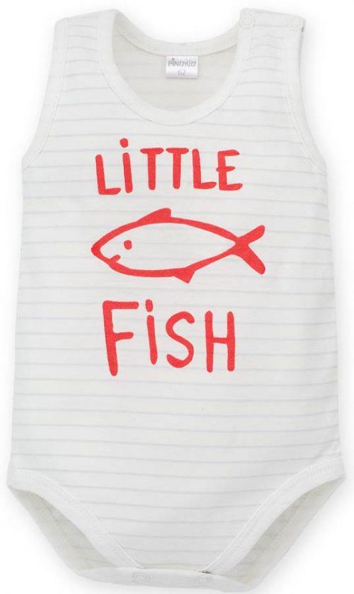 Body na ramiączkach Little Fish, Pinokio 74