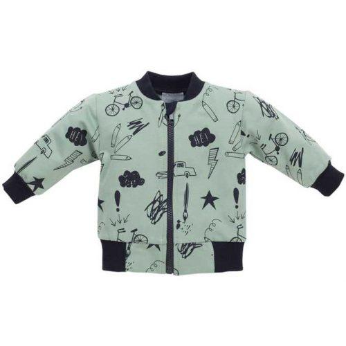 Rozpinana bluza z długim rękawem kolekcja Xavier Pinokio 86