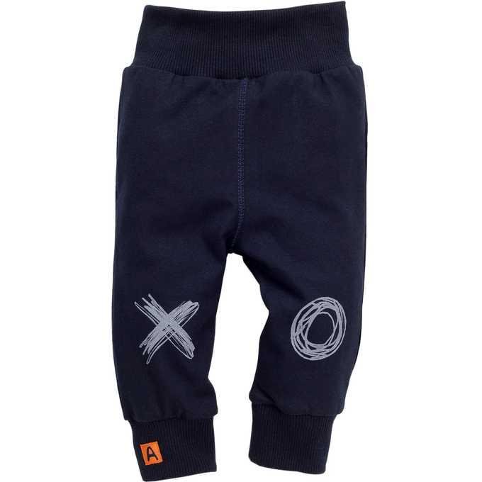 Leginsy, spodnie kolekcja Xavier Pinokio 92 Granatowy