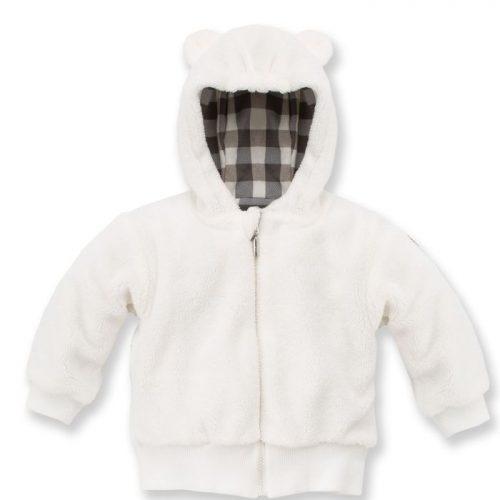 Bluza rozpinana dla dziecka Pinokio North 80 Ecru