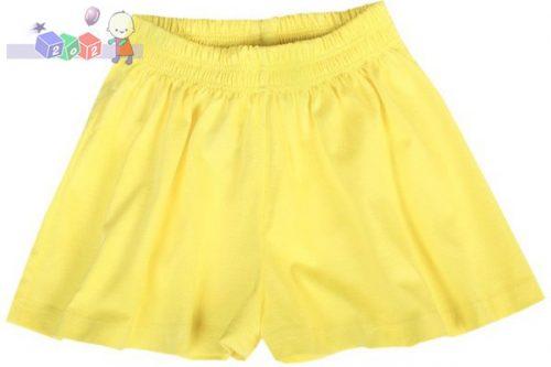Spodenki letnie dla dziewczynek Jungle Girl Pinokio 92 Żółty