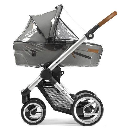 Folia przeciwdeszczowa na gondolę wózka Mutsy Evo