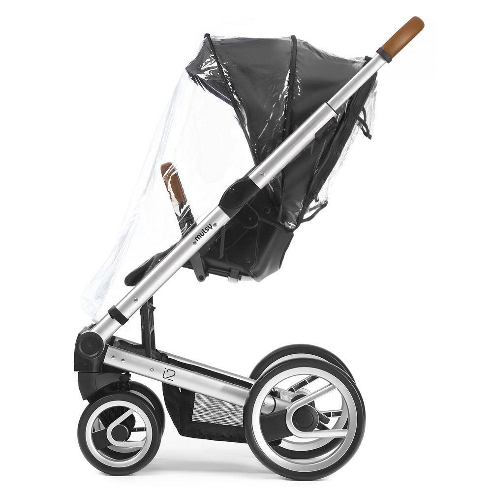 Folia przeciwdeszczowa do wózków spacerowych Mutsy Igo lub i2