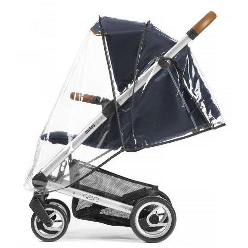 Folia przeciwdeszczowa do wózków spacerowych Mutsy Nexo