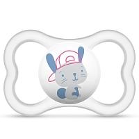 Smoczek uspokajający Mam Baby 16+ Ari przeźroczysty królik