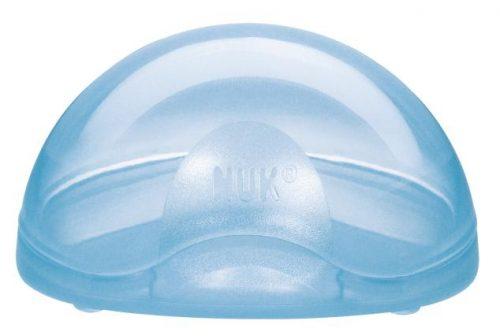 Praktyczne pudełko do przechowywania smoczków Nuk Niebieski