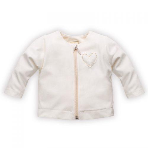 Bluza rozpinana Pinokio Princess 92 Ecru
