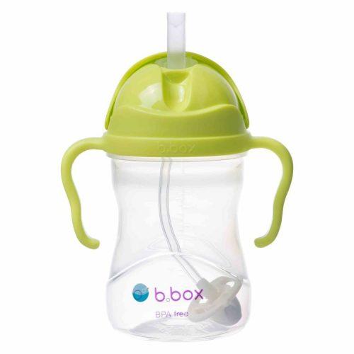 B.BOX nowy bidon dla dziecka kubek niekapek ananasowy