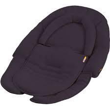 Wkładka Snug dofotelika, leżaczka, krzesełka do karmienia Bloom Czarny