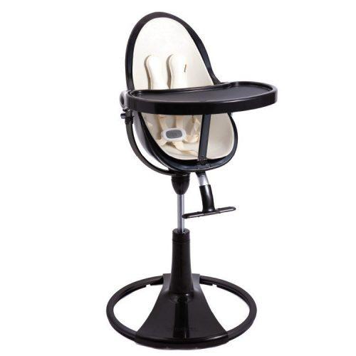 Stelaż krzesełka do karmienia Bloom Fresco Chrome czarny chrom czarny