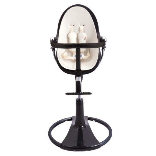 Stelaż krzesełka do karmienia Bloom Fresco Chrome kolor czarny