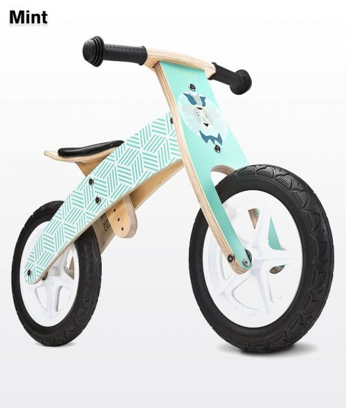 Rowerek biegowy Woody Minit BikerToyz