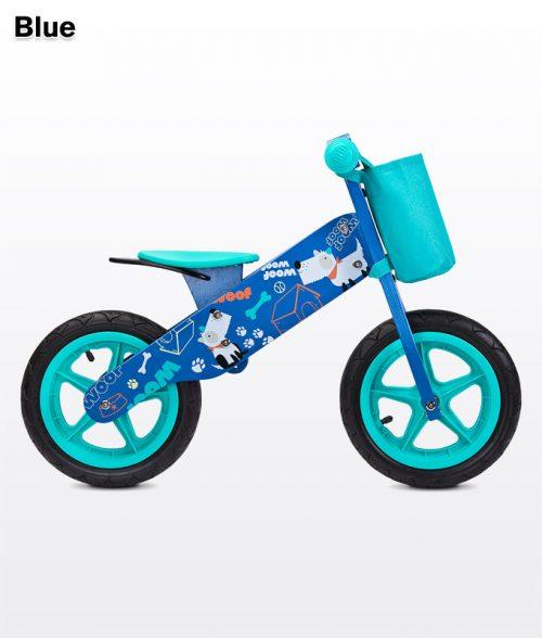 Rowerek do nauki - biegowy Zap 2018 Blue niebieski
